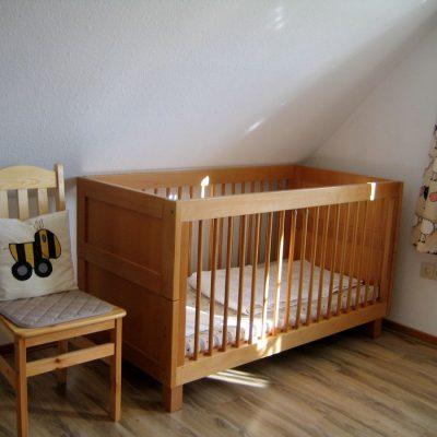 """Das Kinder- """"Sch(l)afzimmer"""""""